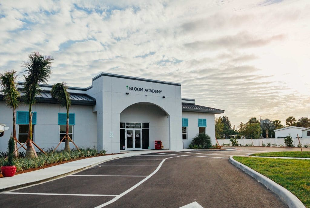 Bloom Academy Punta Gorda Front Entrance